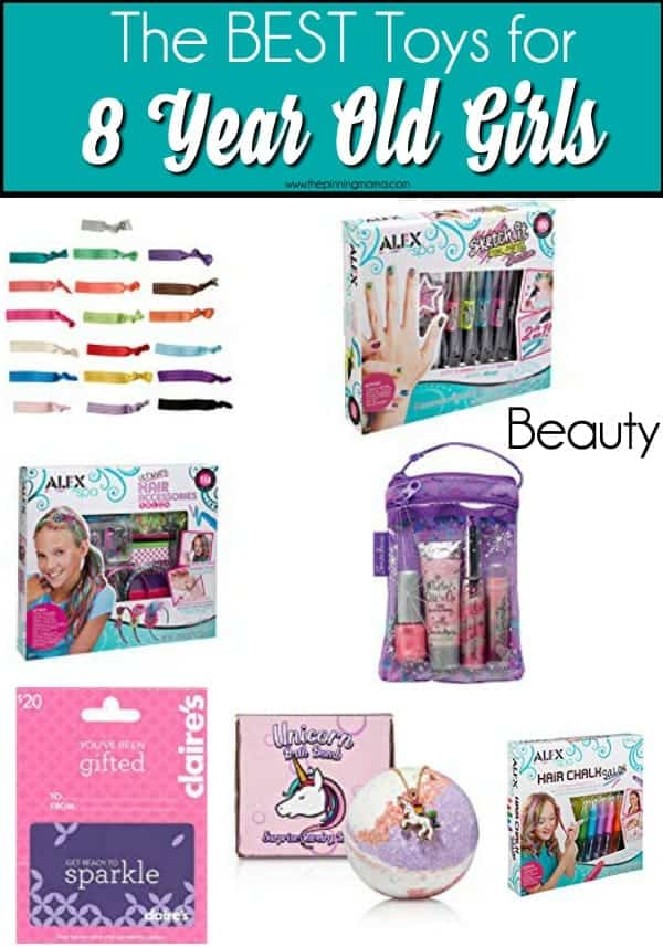 Christmas Presents For 8 Year Olds.Toys For 8 Year Old Girls The Pinning Mama