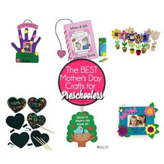 Mother's Day Crafts for Preschool