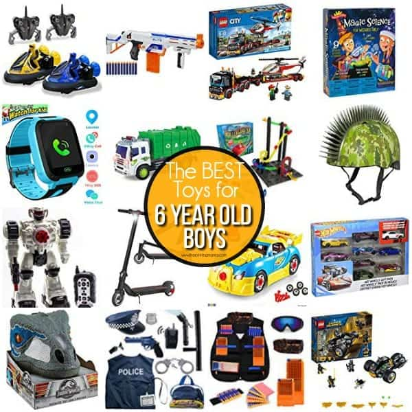 Christmas Ideas For 6 Year Old Boy.Toys For 6 Year Old Boys The Pinning Mama