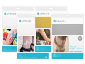 Silhouette Tattoo paper Black Friday Bundle
